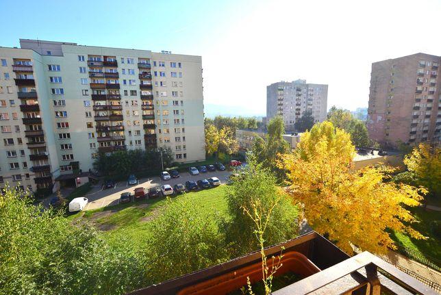 Na wynajem mieszkanie z balkonem 44m2 Os. Beskidzkie