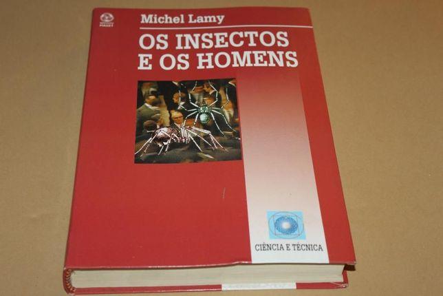 Os Insectos e Os Homens de Michel Lamy