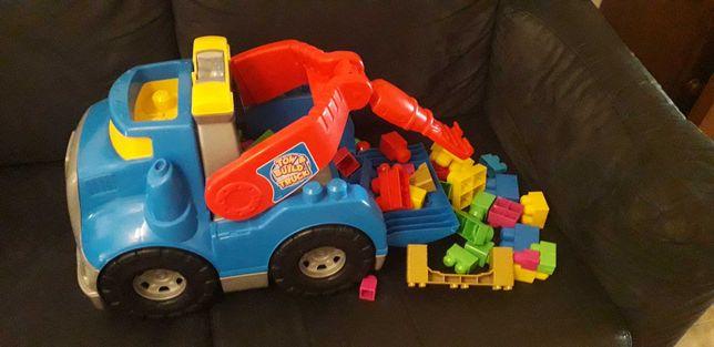 Camião com Legos