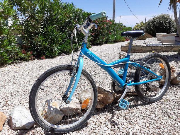 Bicicleta de Trekking - 20 Polegadas - Criança 6-9 ANOS