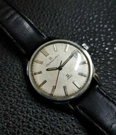 Механические часы Rikoh, на ходу, Япония 1951-1959 гг.
