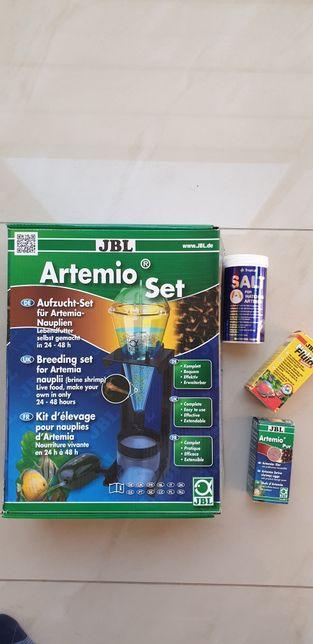 Zestaw do hodowli artemii Artemio Set