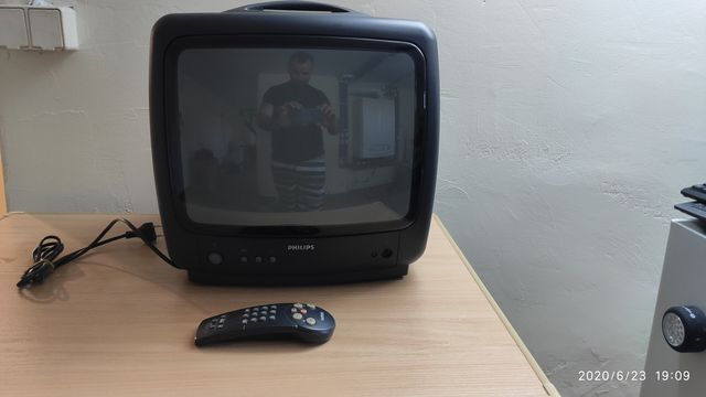 Tv Philips 14 cali