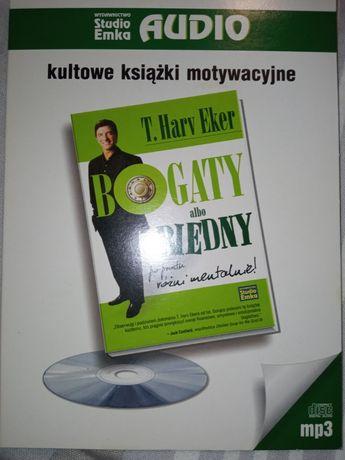 T. Harv Eker Bogaty albo biedny CD MP3