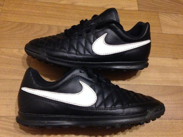 Сороконожки Nike Majestry TF 33,5-34р.сост.отл.оригинал