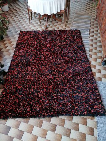 Carpete Laranja /preto