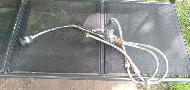 Bateria kuchenna Okaros z wężykami