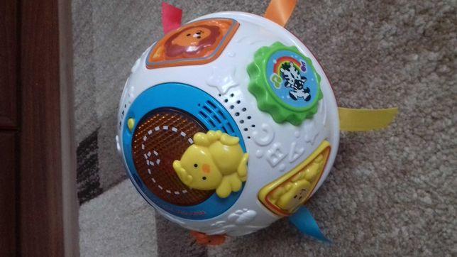 Hula kula muzyczna zabawka
