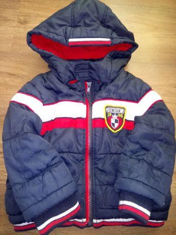 Куртка на флисе Junior 2-3 года