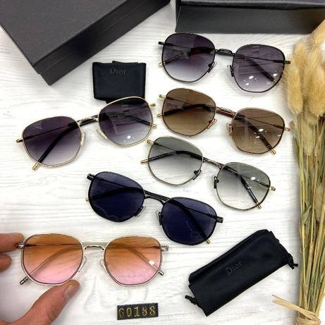 Солнцезащитные очки женские Диор ТОП 2021