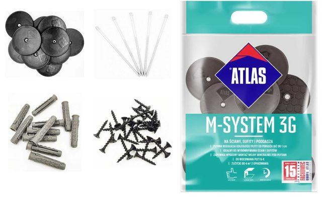 ATLAS M-SYSTEM 3G L100 Система кріплення для гіпсокартону