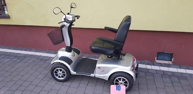 Skuter Elektryczny wózek inwalidzki