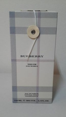 Burberry touch for women 100ml оригинал