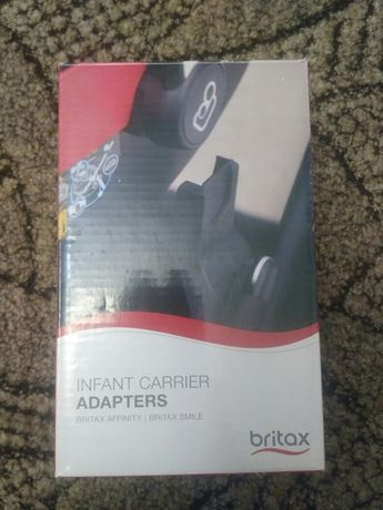 Адаптер на автокресло maxi cosi для колясок Britax smile affinity