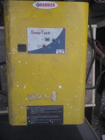 Carregador de bateria porta paletes electrico 24v