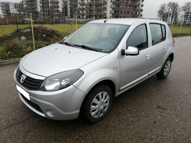 **Ładna Dacia Sandero 1.5dci BLACK LINE 2010r//niski przebieg**