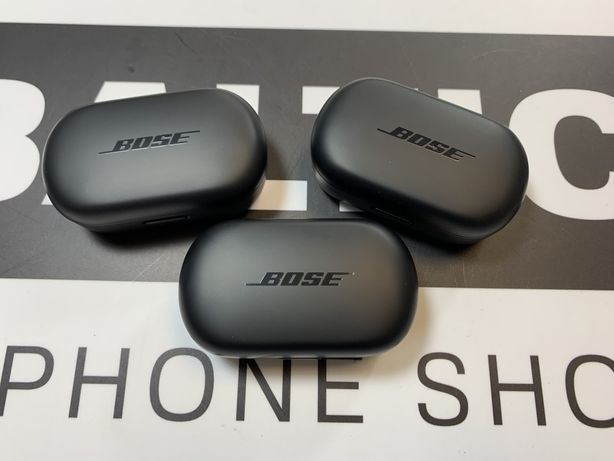 Nowe Bose QuietComfort Earbuds Black