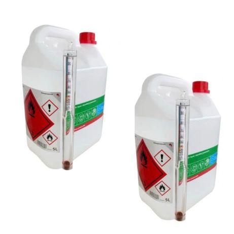 10 litrów płyn czyszczący etanol 96%