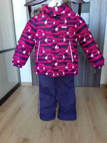 Зимний комплект Lenne 110+6 . Куртка и комбинезон, штаны. Ленне, лене