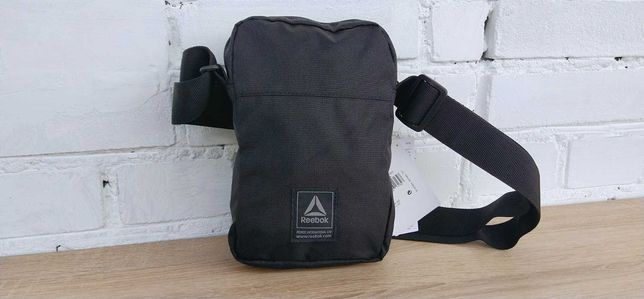 Мужская сумка Reebok Wor City Bag через плечо
