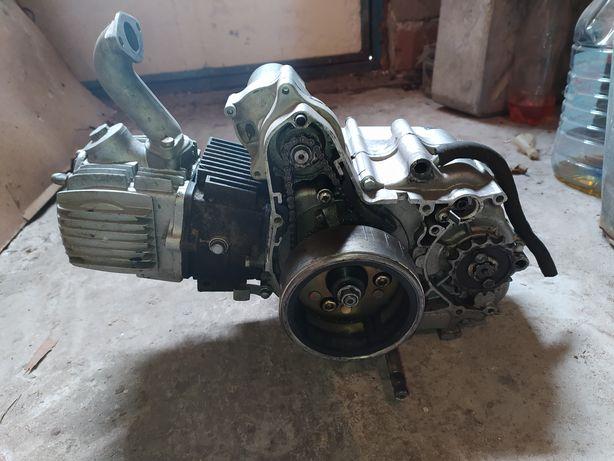 Двигатель альфа / Alpha 110 кубов