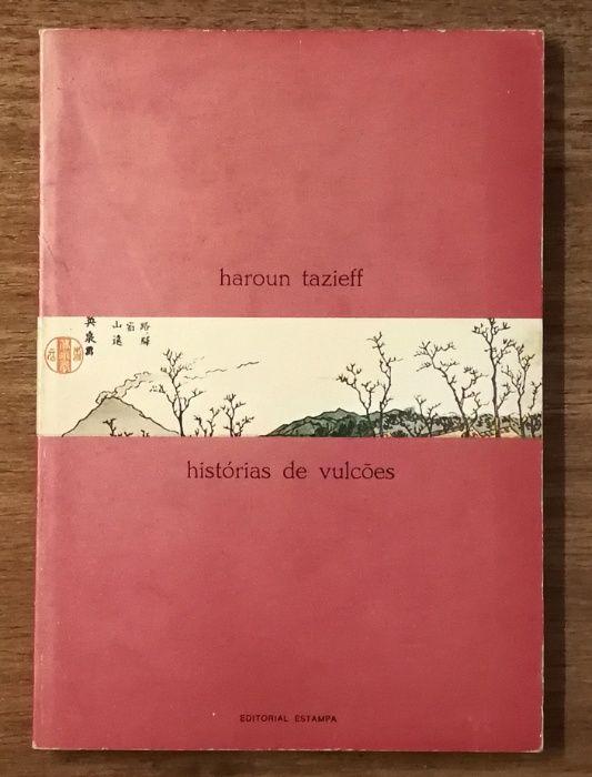 histórias de vulcões, haroun tazieff, estampa Estrela - imagem 1