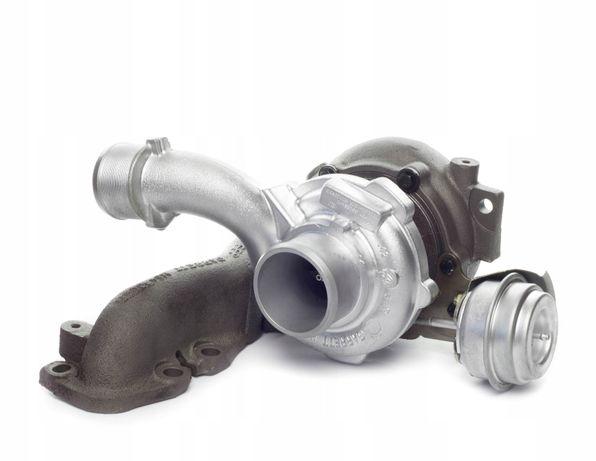 Turbina FIAT Croma Bravo 1.9 JTD Saab 9-3 9-5 TiD OPEL 150 KM 110 kW
