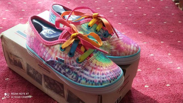 Кроссовки Skechers Kids Bobs Boardwalk Casual Shoe (Little Kid/Toddler