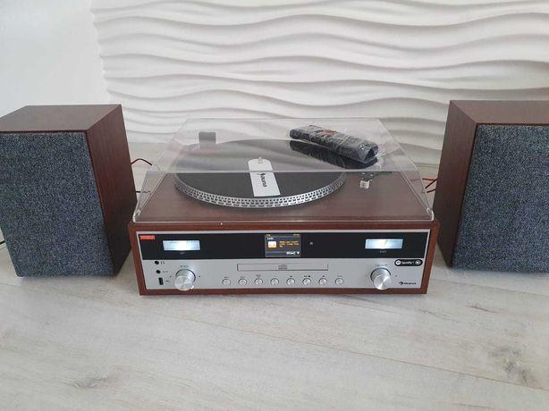 Gramofon Auna CD, USB, Radio