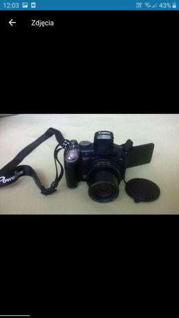 Okazja , Canon Power Shot S5 IS