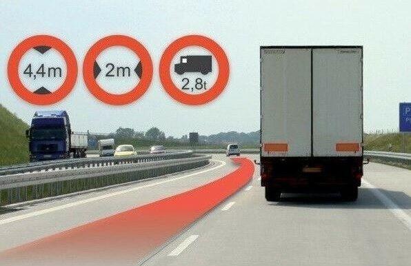 IGO Truck (Camião / Autocarro) Europa 2021 - Android & Windows CE