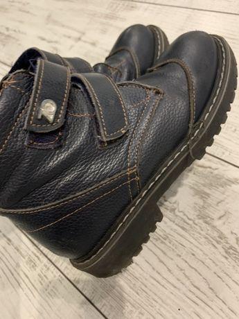 Профессиональные ортопедические ,кожаные ботинки деми.