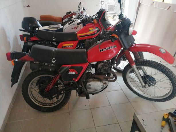 Honda xl 250 skrzynia biegów