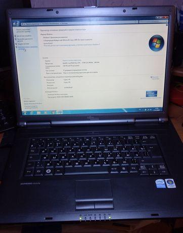 Ноутбук Fujitsu Siemens V5535 для работы и учебы