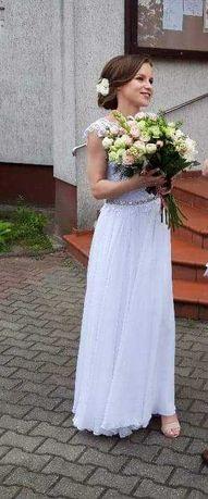 Suknia ślubna maly rozmiar
