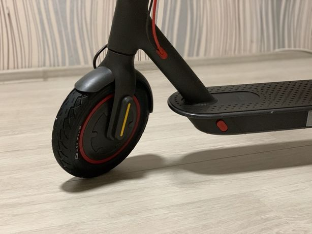 Електросамокат Xiaomi Mi Electric Scooter Pro Black