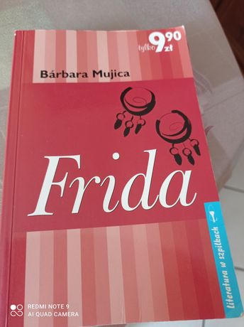 Książka Frida Barbara Mujica