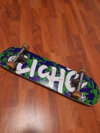 Скейт, комплит, Cleche