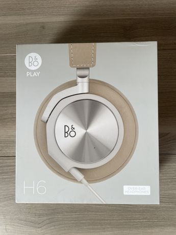 Słuchawki Bang and Olufsen H6 2 gen