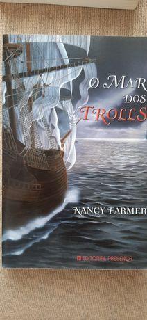 Mar de trolls de Nancy Farmer