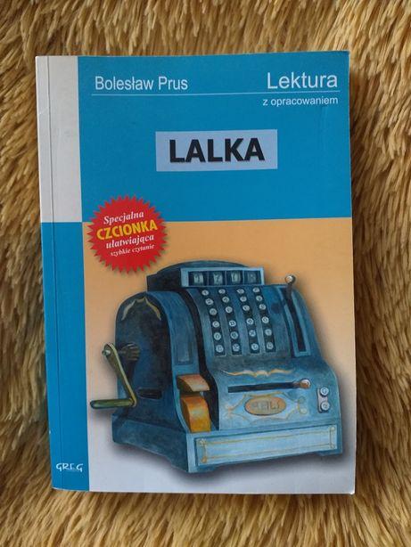LALKA - Bolesław Prus + opracowanie