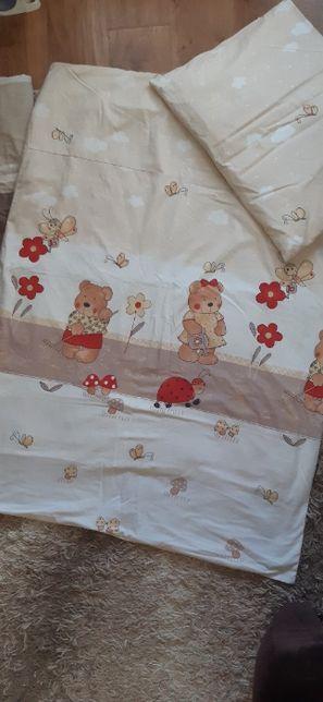 Одеяло с подушкой 85×118