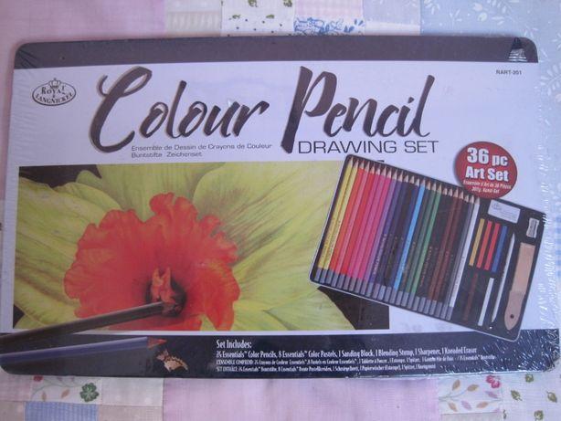 Zestaw kredek Colour Pencil firmy Royal