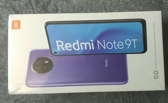 Смартфон Xiaomi Redmi Note 9T ( процессор Dimensity 800U
