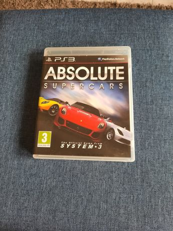 ABSOLUTE Superscars - jogo Playstation 3 (PS3)