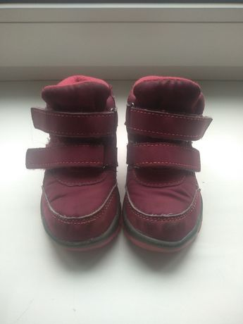 Термо ботинки демисезонные