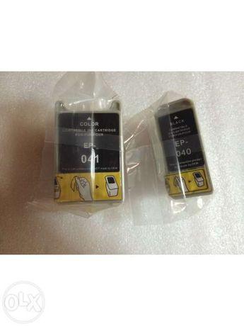 Tinteiros para impressoras Epson 041 / 040