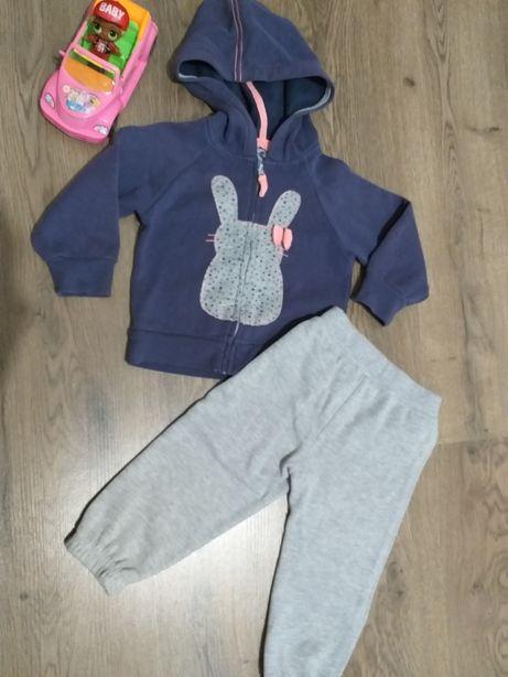 Спортивный костюм COOL CLUB baby р80 на девочку;)
