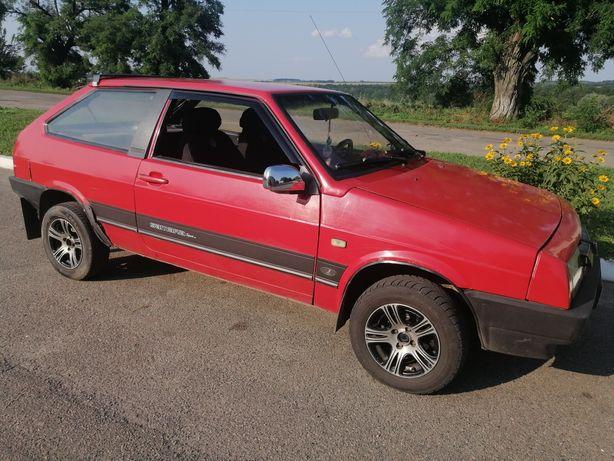 Продаю машину ВАЗ 2108