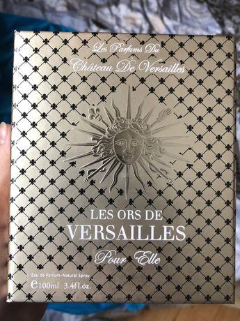 Парфюмированная вода Chàteau de versales